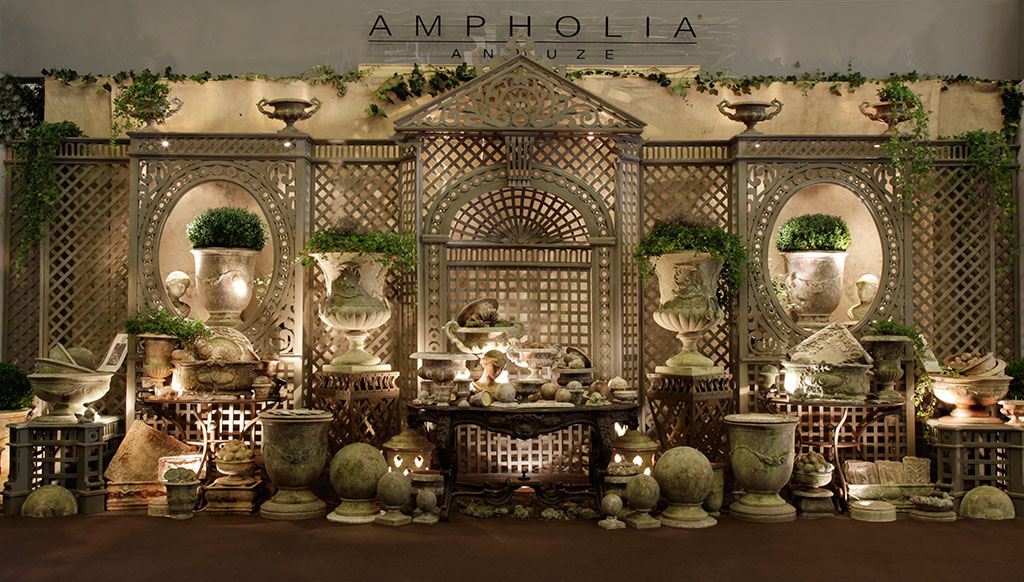 ampholia au salon maison objet paris 2014 poterie ampholia anduze. Black Bedroom Furniture Sets. Home Design Ideas