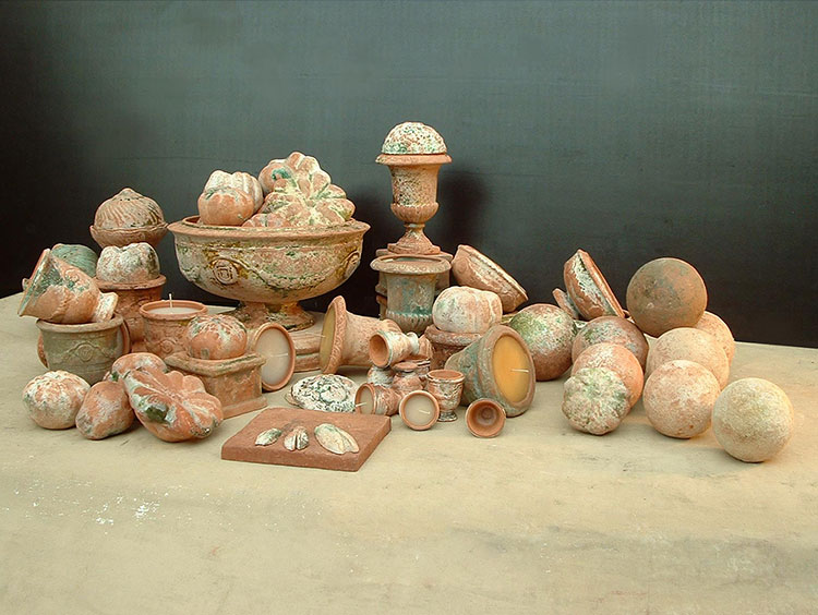 les collections de la poterie ampholia anduze. Black Bedroom Furniture Sets. Home Design Ideas